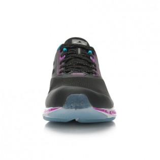 Xiaomi X Li-Ning Cloud III Women`s Cushion Running Shoes ARHL002-5-8 Size 35.5 Black / Blue / Purple