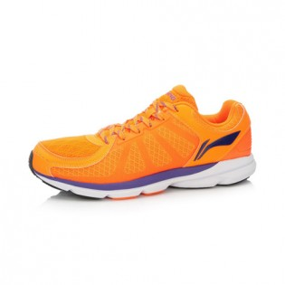 Xiaomi X Li-Ning Trich Tu Men`s Smart Running Shoes ARBK079-10-10 Size 40 Orange / Purple