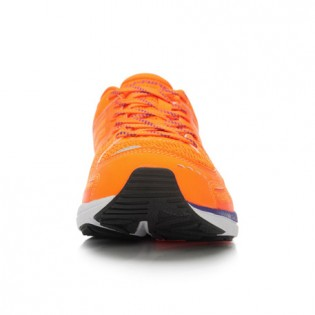 Xiaomi X Li-Ning Trich Tu Men`s Smart Running Shoes ARBK079-10-10 Size 41.5 Orange / Purple
