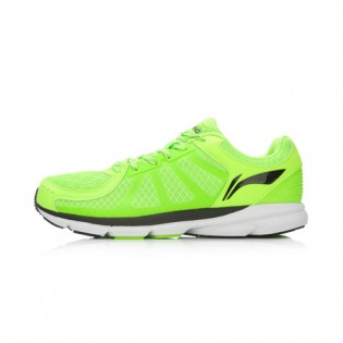 Xiaomi X Li-Ning Trich Tu Men`s Smart Running Shoes ARBK079-12-10 Size 42 Fluorescent Green / Black