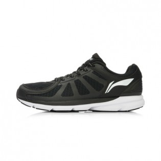 Xiaomi X Li-Ning Trich Tu Men`s Smart Running Shoes ARBK079-2-10 Size 44 Black / White