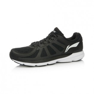 Xiaomi X Li-Ning Trich Tu Men`s Smart Running Shoes ARBK079-2-10 Size 45 Black / White