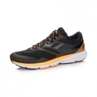 Xiaomi X Li-Ning Trich Tu Men`s Smart Running Shoes ARBK079-23-11 Size 39.5 Black / Orange