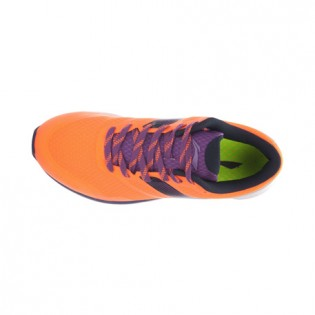 Xiaomi X Li-Ning Trich Tu Men`s Smart Running Shoes ARBK079-25-11 Size 41 Orange / Black / Purple
