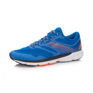 Xiaomi X Li-Ning Trich Tu Men`s Smart Running Shoes ARBK079-26-11 Size 42 Blue / Orange / Black