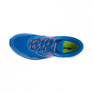 Xiaomi X Li-Ning Trich Tu Men`s Smart Running Shoes ARBK079-26-11 Size 39 Blue / Orange / Black