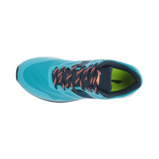 Xiaomi X Li-Ning Trich Tu Men`s Smart Running Shoes ARBK079-27-11 Size 46 Turquoise / Blue / Black / Orange