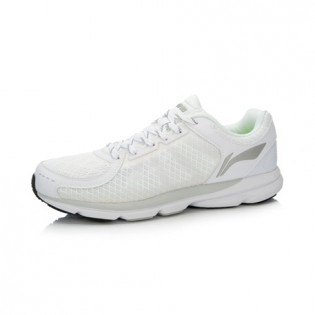 Xiaomi X Li-Ning Trich Tu Men`s Smart Running Shoes ARBK079-7-10 Size 40 White / Silver