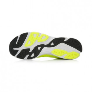 Xiaomi X Li-Ning Trich Tu Men`s Smart Running Shoes ARBK079-8-10 Size 43 Fluorescent Yellow / Black