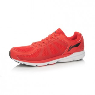 Xiaomi X Li-Ning Trich Tu Men`s Smart Running Shoes ARBK079-9-10 Size 43 Red / Black