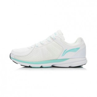 Xiaomi X Li-Ning Trich Tu Women`s Smart Running Shoes ARBK086-10-7 Size 37 White / Blue