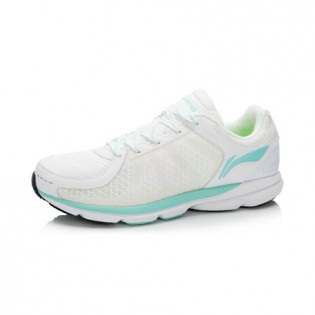 Xiaomi X Li-Ning Trich Tu Women`s Smart Running Shoes ARBK086-10-7 Size 38 White / Blue