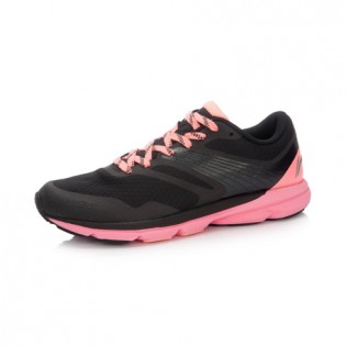 Xiaomi X Li-Ning Trich Tu Women`s Smart Running Shoes ARBK086-22-5.5 Size 35.5 Black / Pink
