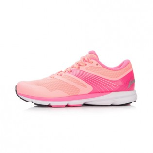 Xiaomi X Li-Ning Trich Tu Women`s Smart Running Shoes ARBK086-24-4.5 Size 35 Peach / Pink