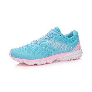 Xiaomi X Li-Ning Trich Tu Women`s Smart Running Shoes ARBK086-26-4.5 Size 37 Blue / Pink