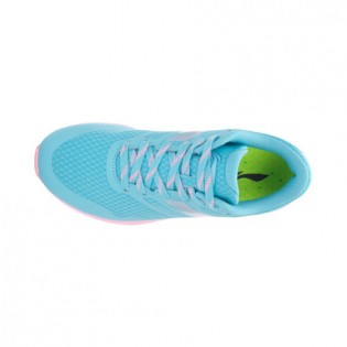 Xiaomi X Li-Ning Trich Tu Women`s Smart Running Shoes ARBK086-26-4.5 Size 34 Blue / Pink