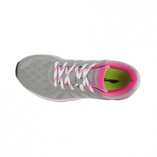 Xiaomi X Li-Ning Trich Tu Women`s Smart Running Shoes ARBK086-3-7 Size 35.5 Gray / Pink / Black
