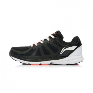 Xiaomi X Li-Ning Trich Tu Women`s Smart Running Shoes ARBK086-4-7 Size 37 Black / White / Orange