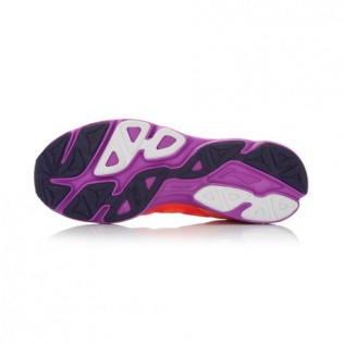 Xiaomi X Li-Ning Trich Tu Women`s Smart Running Shoes ARBK086-8-9 Size 36 Orange / Purple / Black