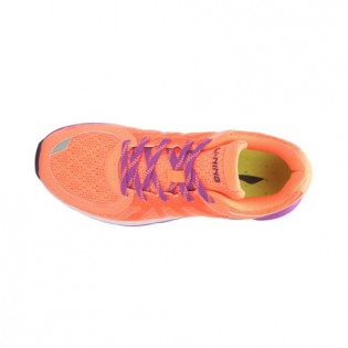 Xiaomi X Li-Ning Trich Tu Women`s Smart Running Shoes ARBK086-8-9 Size 37.5 Orange / Purple / Black