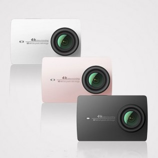 Xiaomi Yi 4K Action Camera 2 Chinese Version White