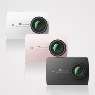Xiaomi Yi 4K Action Camera 2 International Version Pink