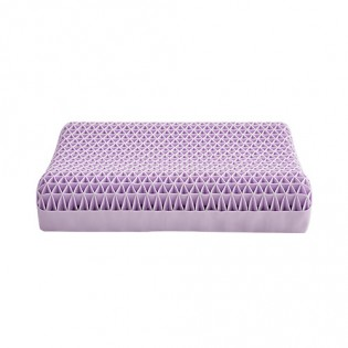YuyueHome Stress Relief Cervical Pillow Pink