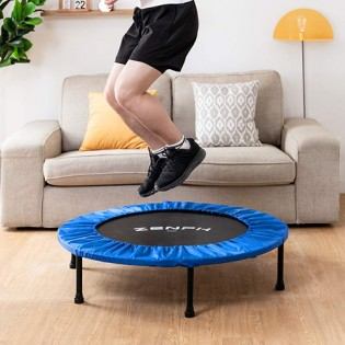 ZENPH home gym foldable trampoline