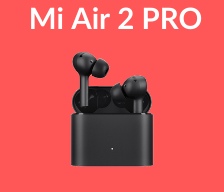 Mi Air 2 Pro Earphones Black