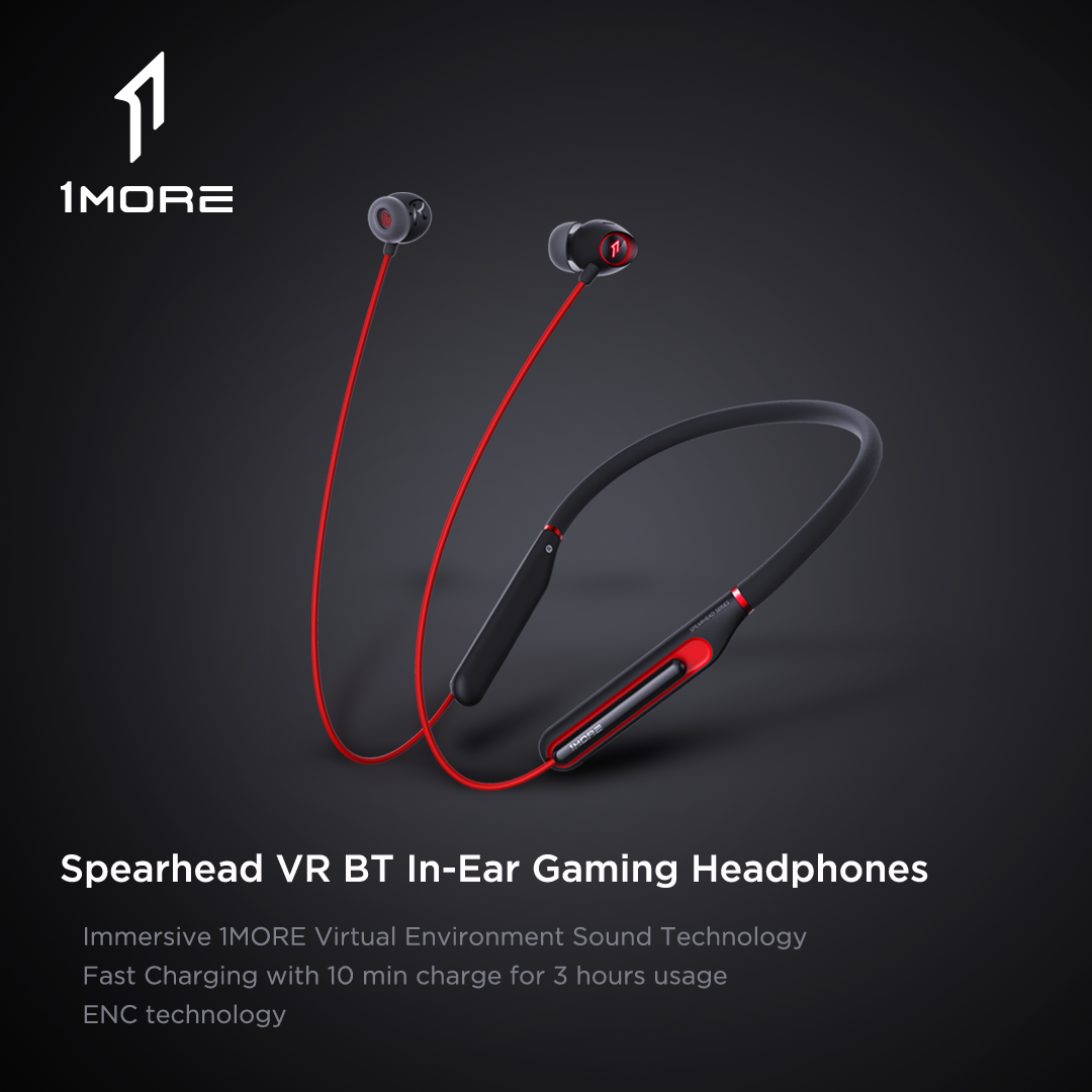 1 MORE VR BT In-Ear Headphones