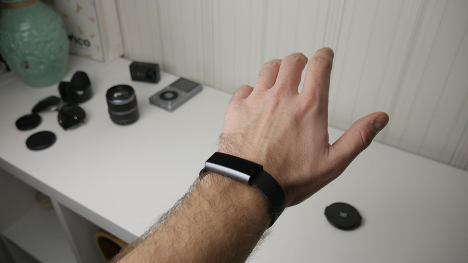 Amazfit Arc Smart Fitness Bracelet Review Only