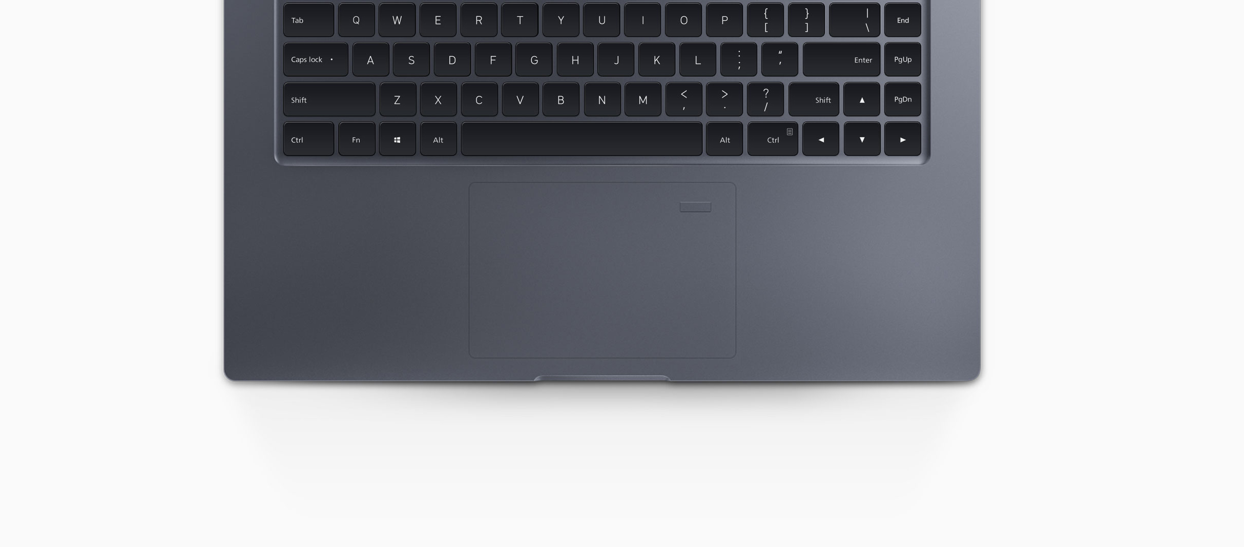 Xiaomi Mi Notebook Pro 15.6 Fingerprint sensor