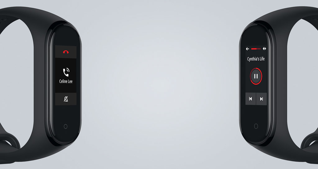 Wholesale Xiaomi Mi Band 4 Black price at NIS-Store com