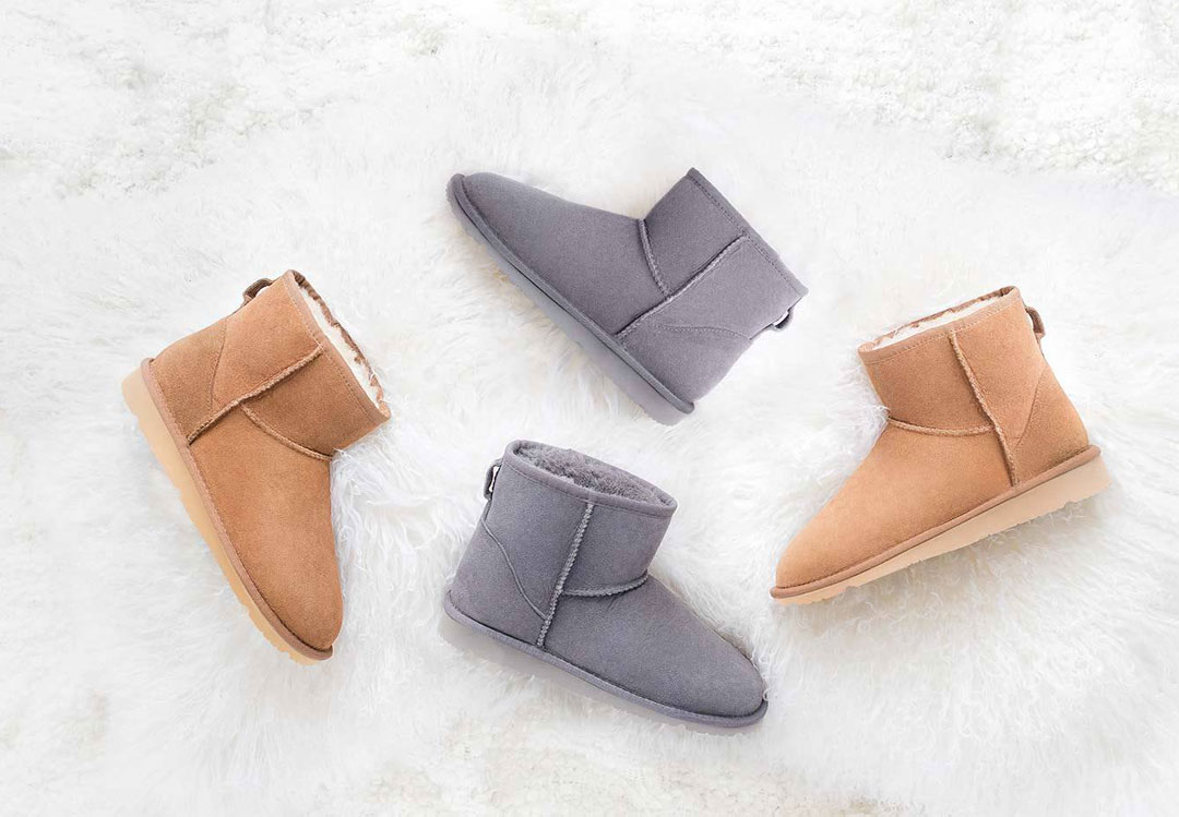 Wholesale Urevo Casual Wool Boots Gray 39 Price At Nis