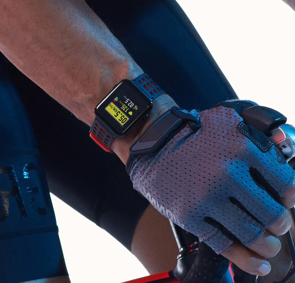 Wholesale Weloop Hey 3s Gps Smartwatch Red Price At Nis