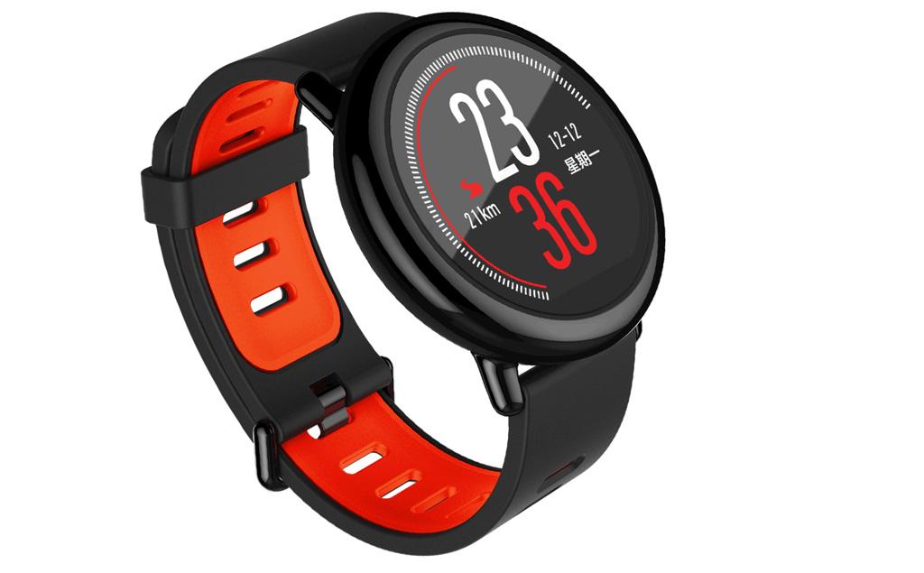 Wholesale Amazfit Pace Smartwatch Black International Ed