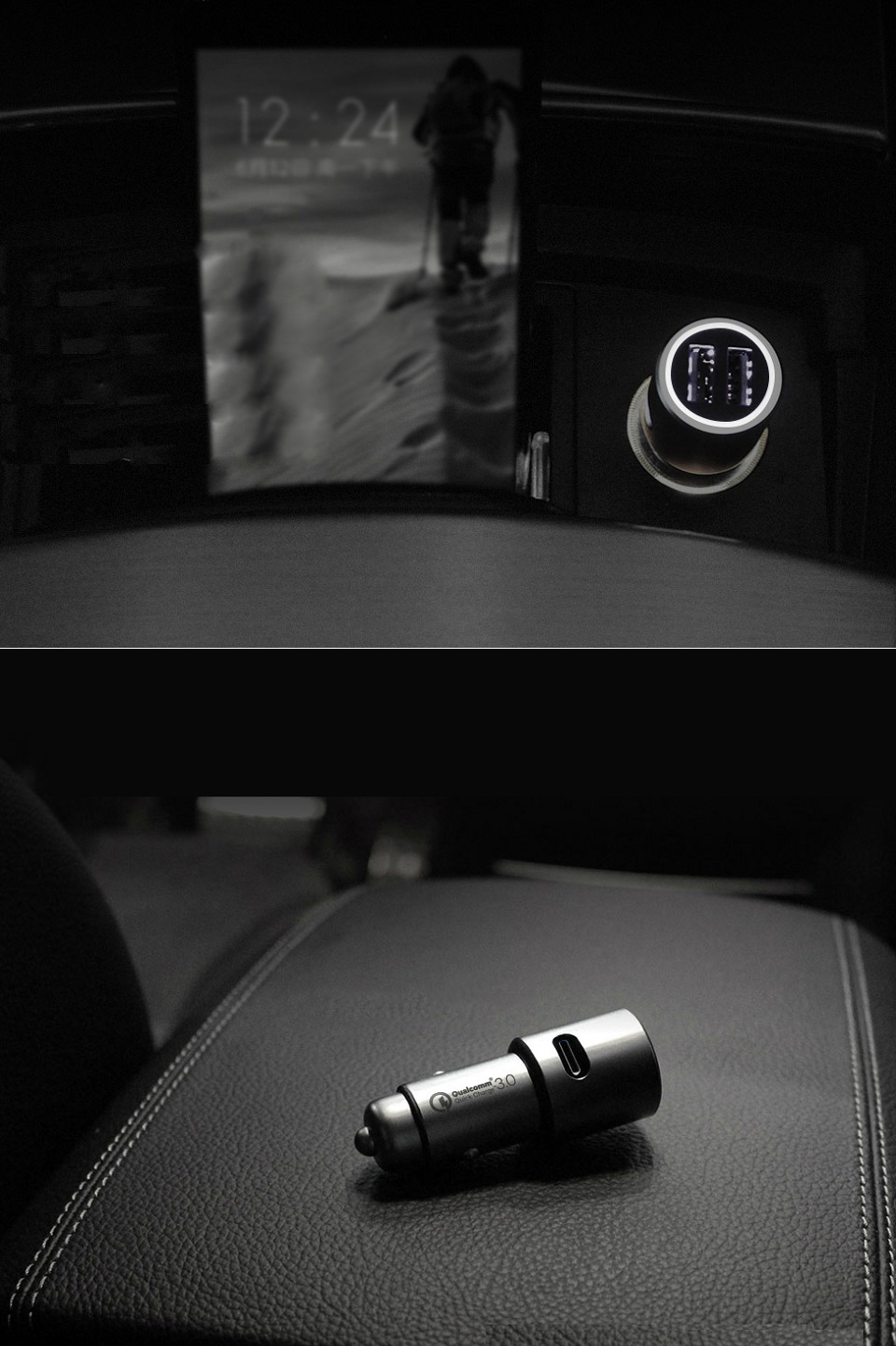 Xiaomi Car Quick Charger 3.0 Photo 6