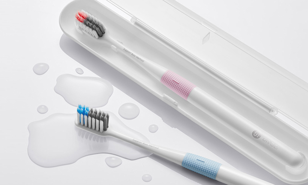 Xiaomi Doctor B Bass Method Toothbrush Set Photo 9