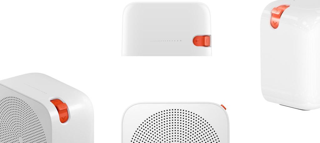 Wholesale Xiaomi Mi Internet Radio 2 White Price At Nis