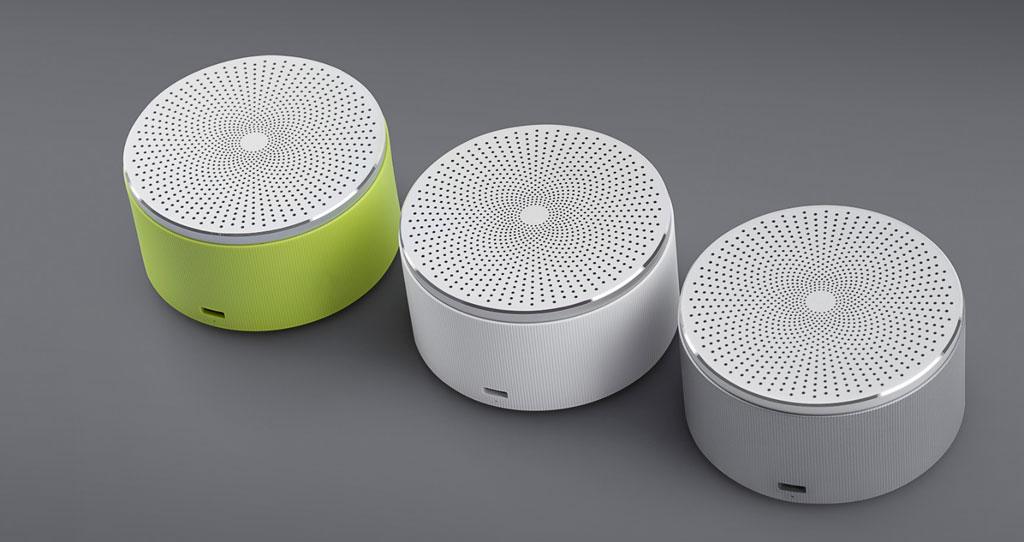Xiaomi Mi Round Bluetooth Speaker Youth Edition Green