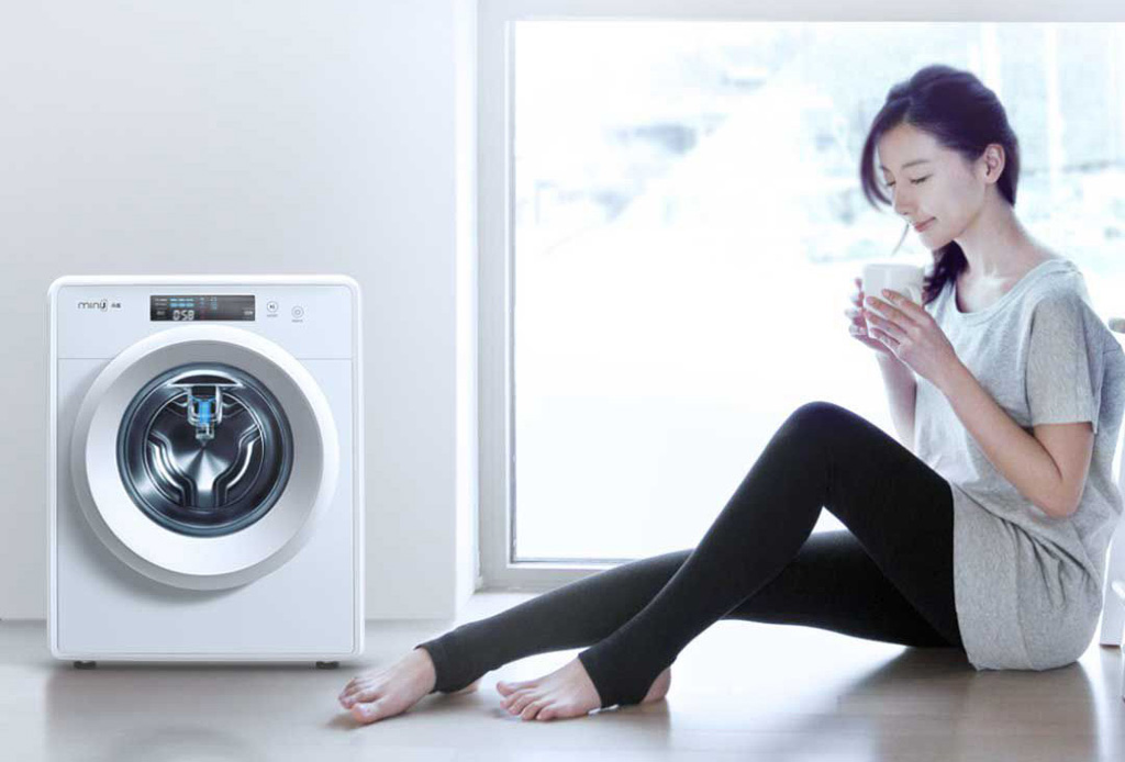Wholesale Minij Smart Washing Machine White Price At Nis