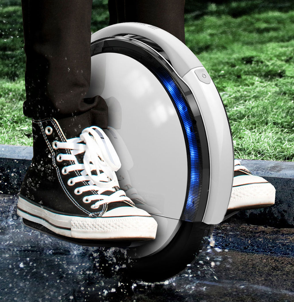 Wholesale Ninebot One A1 Electric Unicycle White Price At