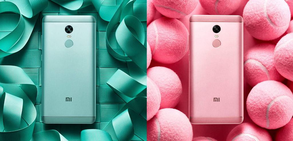 Wholesale Xiaomi Redmi Note 4X 3GB/32GB Dual SIM Pink price at NIS