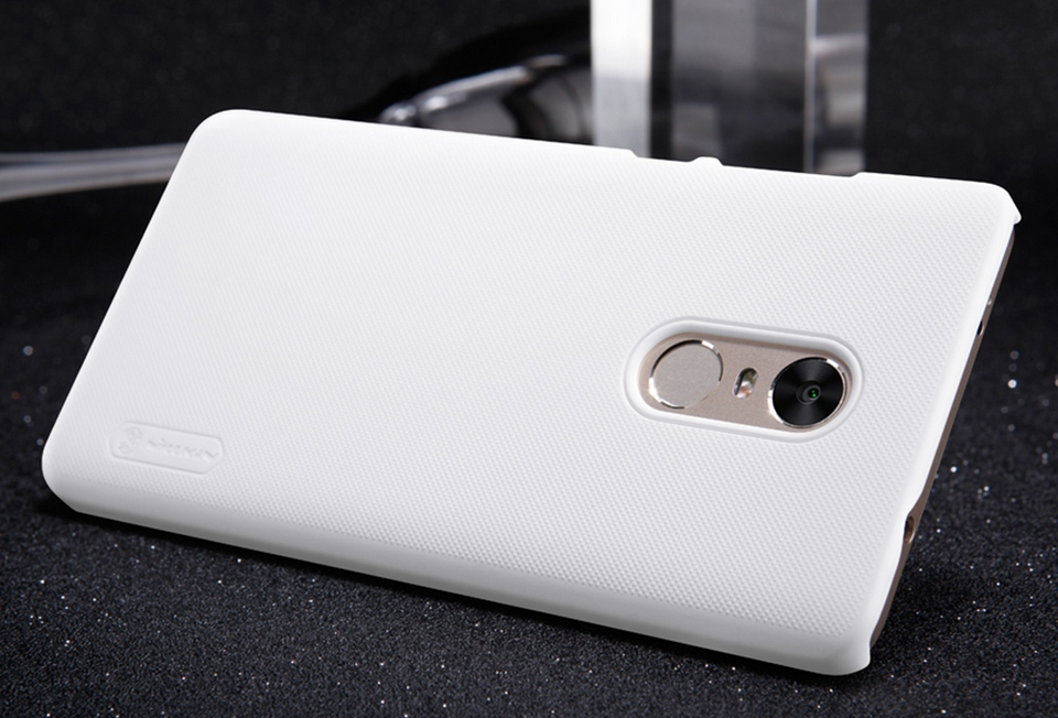 Xiaomi Redmi Note 4X Nillkin Frosted Shield Hard Case  Photo 7