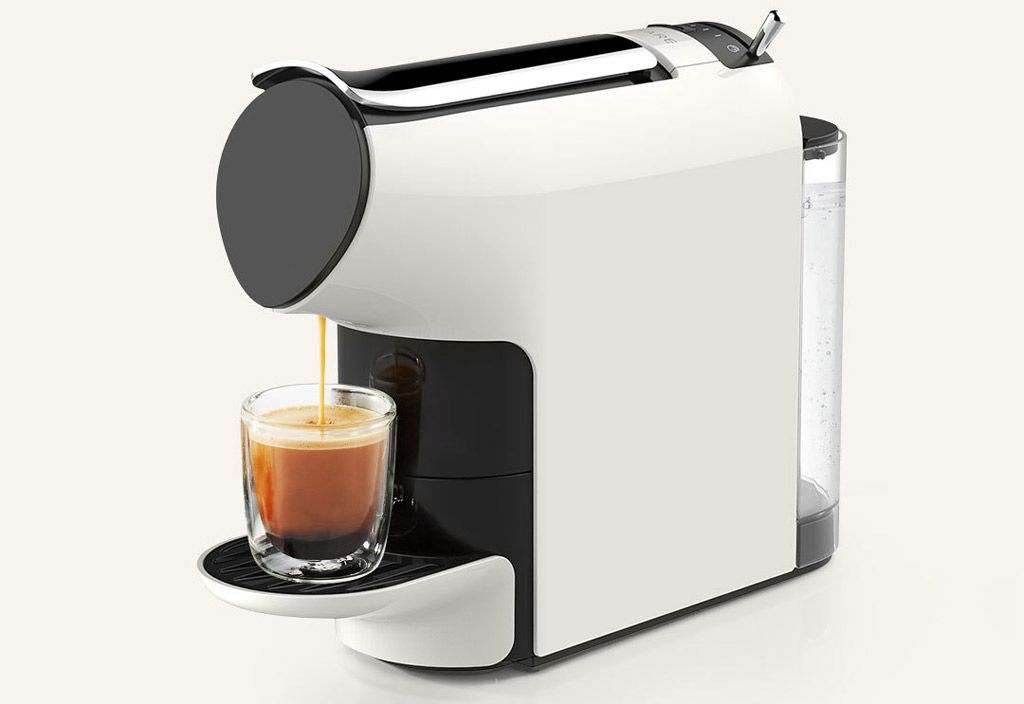 Coffee Maker Not Made In China : Xiaomi Scishare Capsule Coffee Machine White